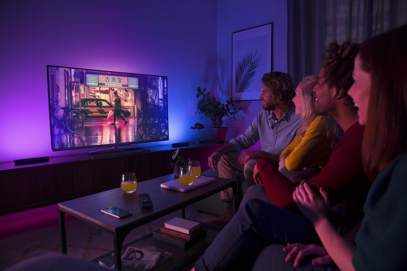 Philips Hue Play lichtbalk uitbreiding