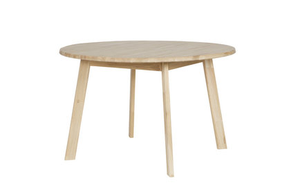 Woood Disc Ø120 cm dining table