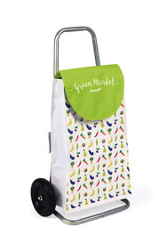 Janod Green Market Trolley