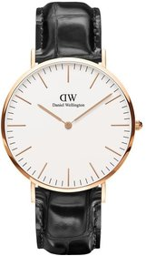 Daniel Wellington Classic Reading Rose 40mm klocka