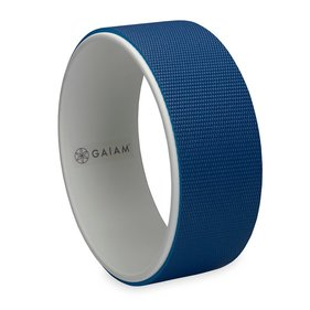 Gaiam Blue Yoga-Rad