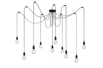 Lucide - FIX MULTIPLE - Hanglamp - 08408/05
