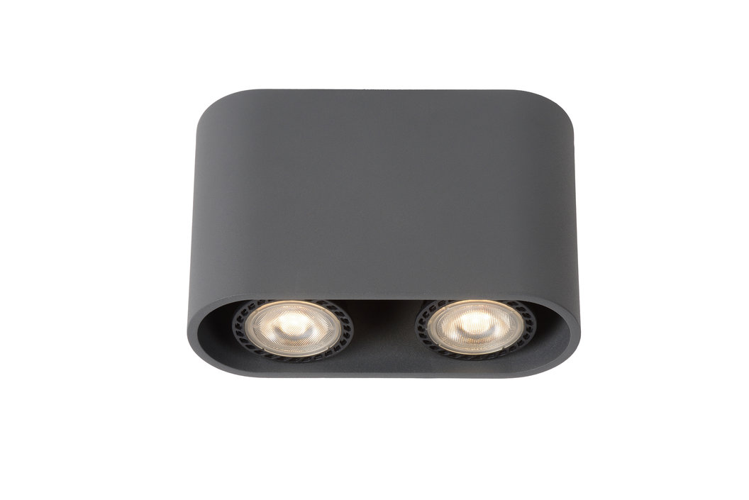 Lucide Bentoo LED Round Duo spotlamp