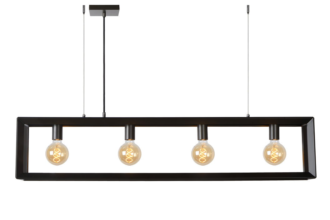 Lucide - THOR - Hanglamp - 73402/04