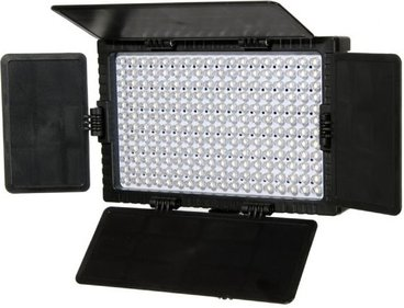 Falcon Eyes LED Lamp Set DV-216VC-K2