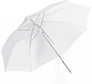 StudioKing Umbrella UBT83 Diffuse White 100 cm