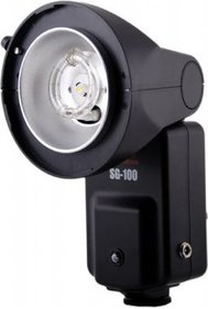 Falcon Eyes Strobe Flitser Set SG-100BK