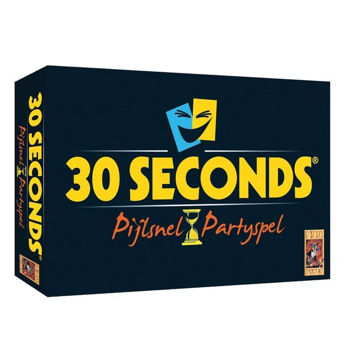 30 Seconds bordspel
