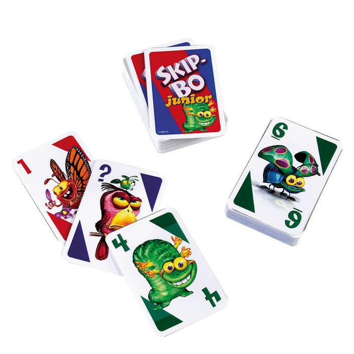 Skip-bo junior kaartspel