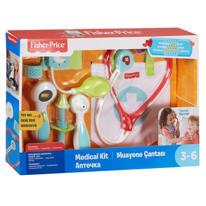 Fisher-Price  Dokotorset