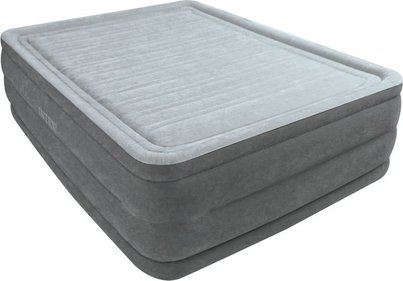 Intex Comfort Plush High Rise Luftbett Queen