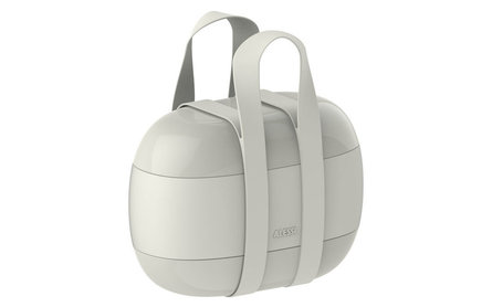 Alessi Food a Porter Brotdose Lunchbox