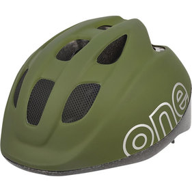 Bobike Helm One plus XS olivgrün