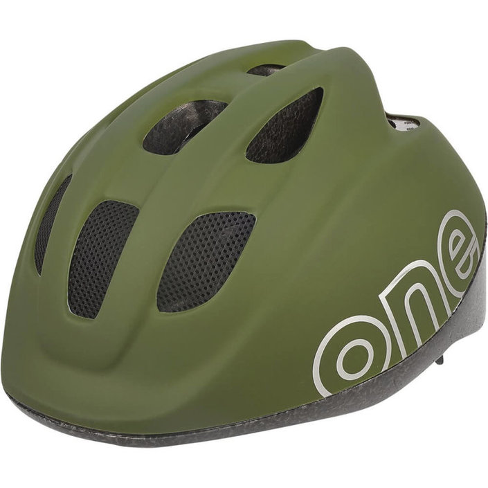 Bobike Helm One plus S oliv