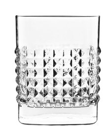 Luigi Bormioli Elixir low cocktail glasses - set of 6