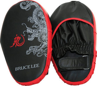Bruce Lee Dragon Deluxe Coaching Mitt