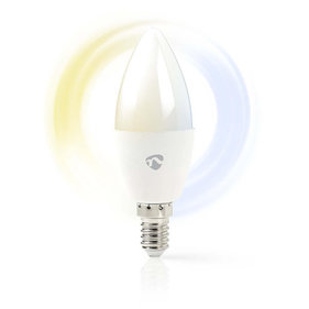 Nedis Wi-Fi smart LED-lamp E14