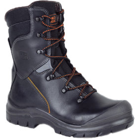 No Risk Blackburn Sicherheitsstiefel High Veter+Rits 1681 S3