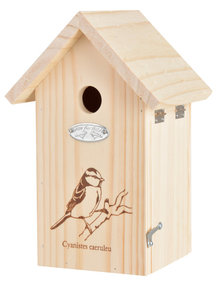 Esschert Design Best for Birds Blaumeise Vogelhaus
