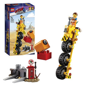 LEGO The Movie 2 Emmets driewieler - 70823