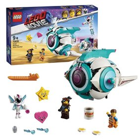 LEGO The Movie 2 Lieber Chaos 'Systar-Raumschiff - 70830