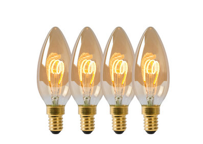 Lucide - LED Bulb - Filament lamp - 49043/14/62