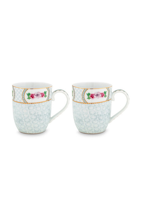 Pip Studio Blushing Birds 145ml Tasse - 2er Set