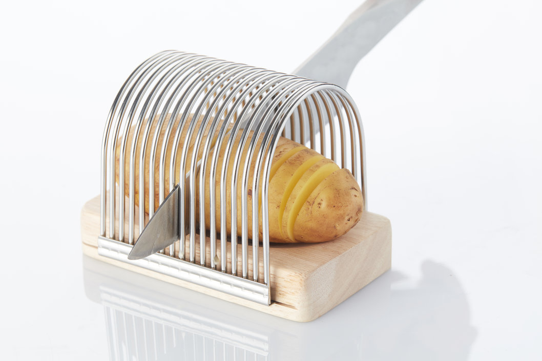Point-Virgule potato cutter