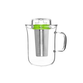 QDO Me Green thee-infuser