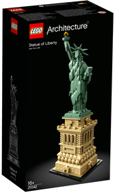 LEGO Architecture Statue of Liberty - 21042