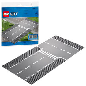 LEGO City Straight and T-junction - 60236