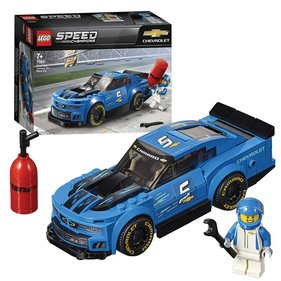 LEGO Speed Champions Chevrolet Camaro ZL1 racing car - 75891