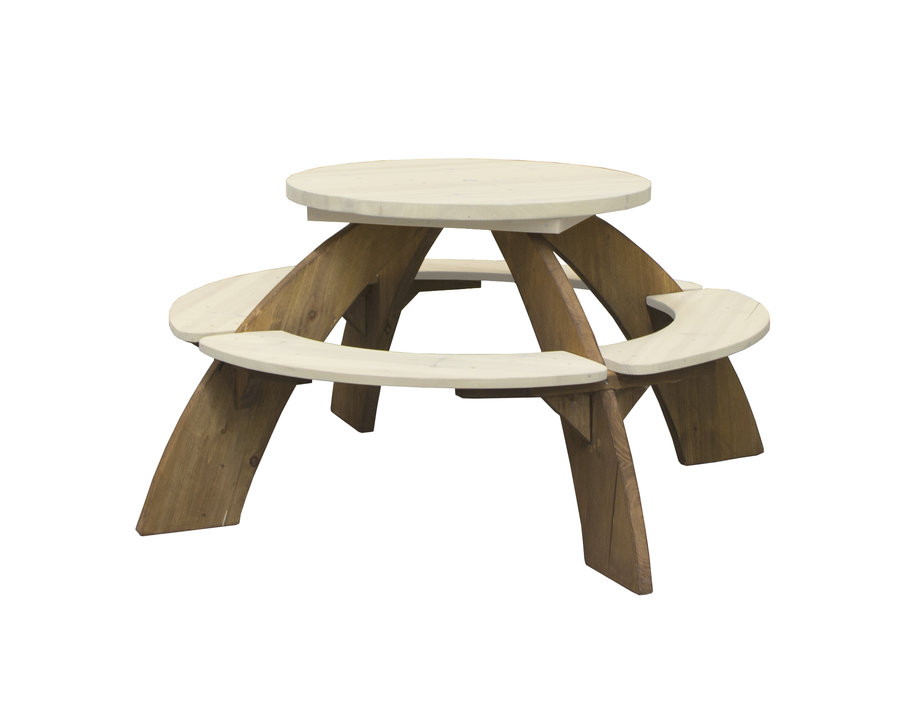 AXI Orion picknicktafel