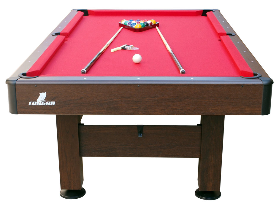 Cougar Diamond pooltafel