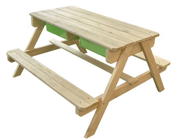 Dual Top Table Sand & Water Picnic Table