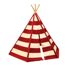 Sunny Lumo teepee tent with lighting - red