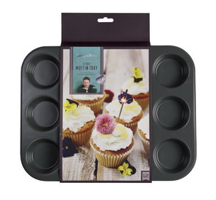 Jamie Oliver muffin tin - for 12 pieces