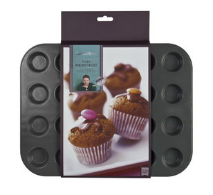 Jamie Oliver muffin tin - 24 pieces