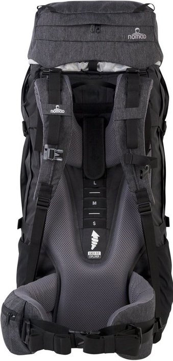 Nomad Karoo backpack 60 L phantom