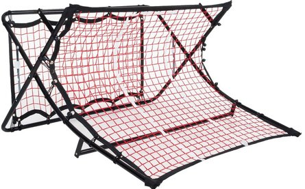 Pure2improve soccer rebounder