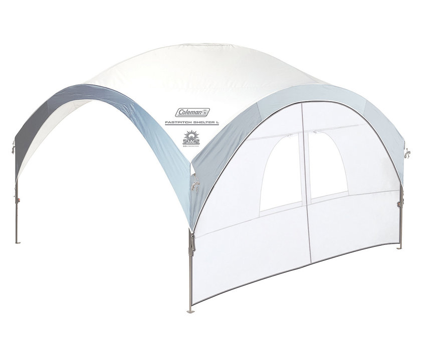 Coleman FastPitch Shelter L - Sunwall with Door - zijwand