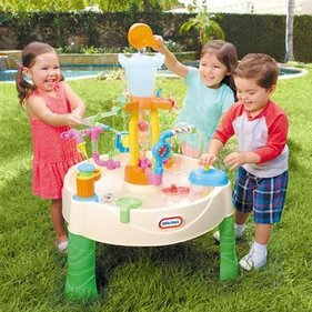 Little Tikes Water Table Fountain Factory