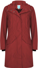 Happy Rainy Days Shaped Coat Patrice regenjas dames