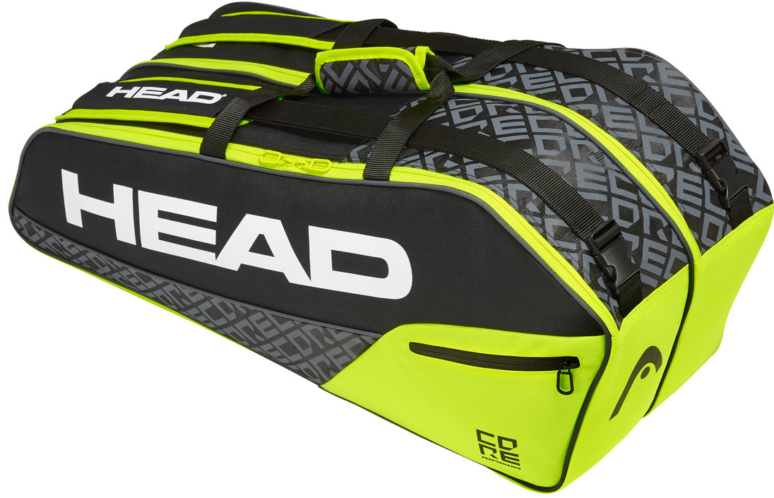 Head Core 6R Combi rackettas