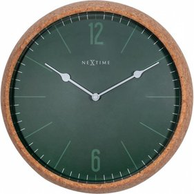 NeXtime Cork wall clock
