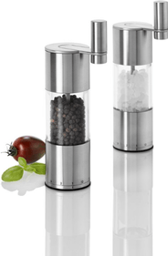 AdHoc Select pepper or salt mill including lever