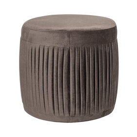 Bloomingville Pleat pouf