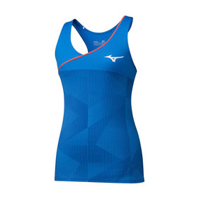 Mizuno Printed Tank sport shirt ladies