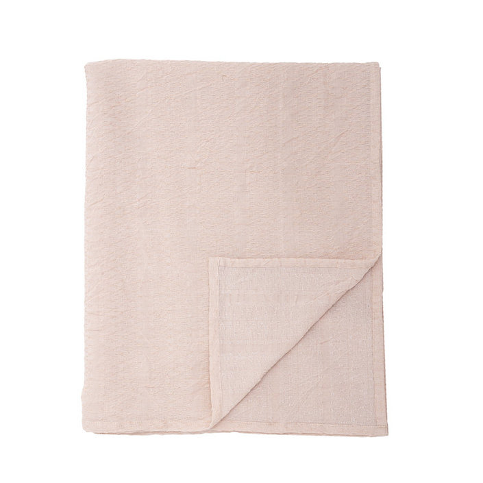 Bloomingville pink 240 cm tablecloth
