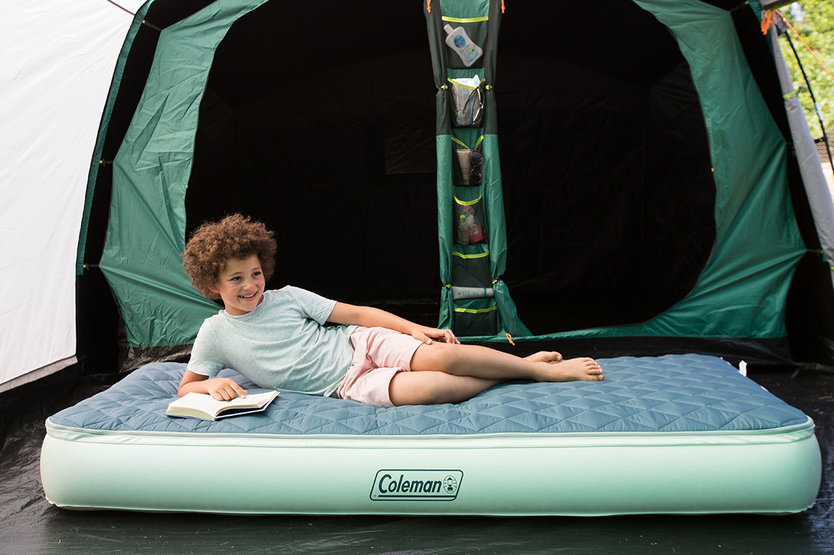 Coleman Insulated Topper Single air bed